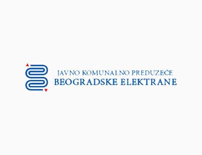 Logotip Beogradske elektrarne