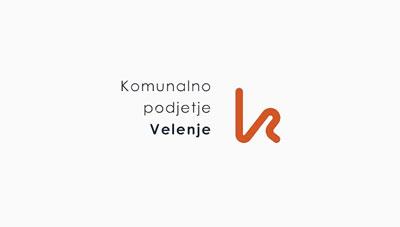 Logotip Komunalno podjetje Velenje