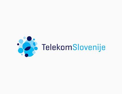 Logotip Telekom Slovenije