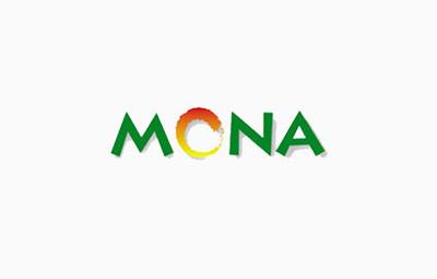 Logotip Mona