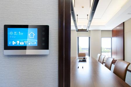 Metronikova nadzorna koznola za nadzor ključnih parametrov v prostorih